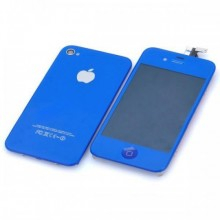 iPhone 4 LCD Kit Blue