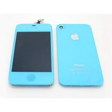iPhone 4 LCD Kit Light Blue