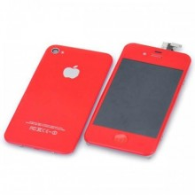 iPhone 4 LCD Kit Red