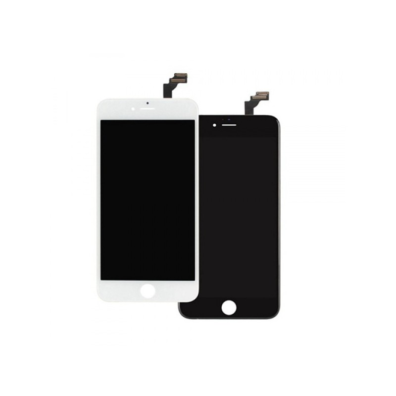 check out 94c65 4d3f1 iPhone6s+ Black LCD Assembly