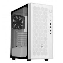 FARA R1 White ATX Case