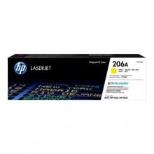 HP 206A Yellow 1.2K Toner