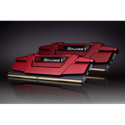 16GB Kit (2 x 8GB) 2666MHz Red
