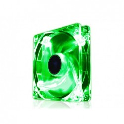 Raidmax 120mm LED Fan Green