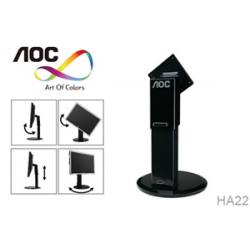 HA22 Height Adjust VESA Stand