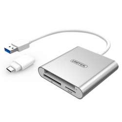 USB3.0/Type-C Card Reader